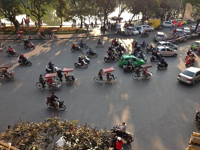 Vietnam datiert Hanoi